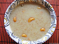 Broken Wheat / Couscous Payasam