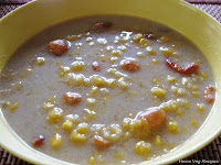 Chana Dal Payasam or Kadale Bele Payasa