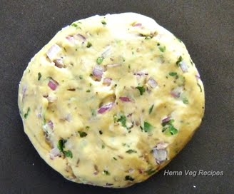 Missi Roti Dough Balls