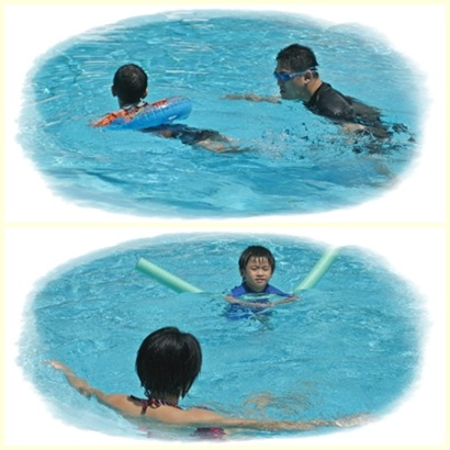 Swimming Fun