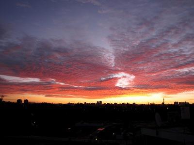 sunrise 2010