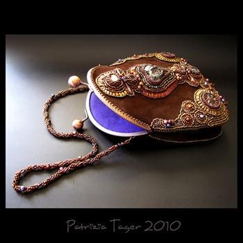 Arearea - OOAK Bead Embroidered Bag 04 copy