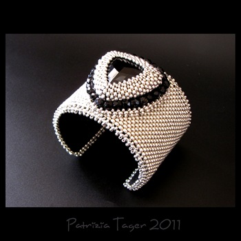 Glam Rock Silver Cuff 02 copy