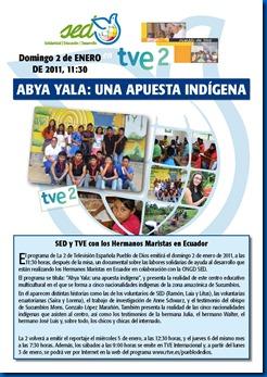 ABYA YALA cartel 2-1-2011