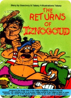 2 The returns of Iznogoud