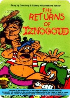 2 The returns of Iznogoud