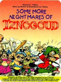 8 some more nightmares of iznogoud
