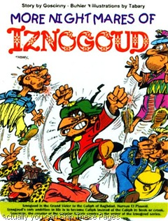 7 more nightmares of Iznogoud