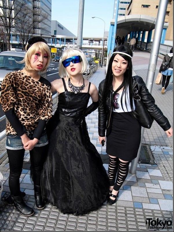 Gagamania em Toquio (6)