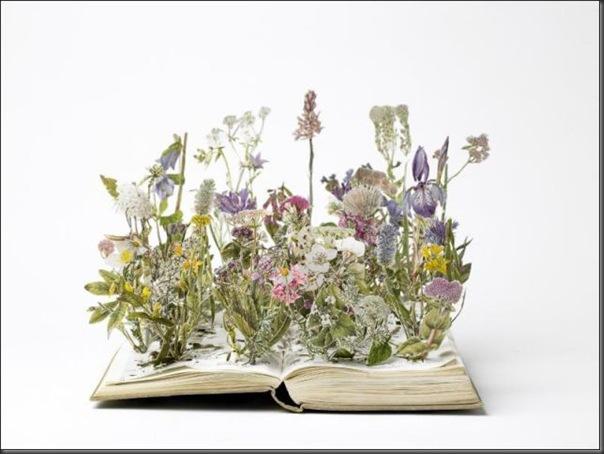 Esculturas com livros (16)