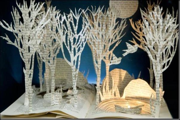 Esculturas com livros (12)