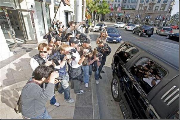 A dificil vida de um paparazzi (3)