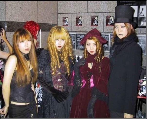 Garotas góticas no Japão (15)
