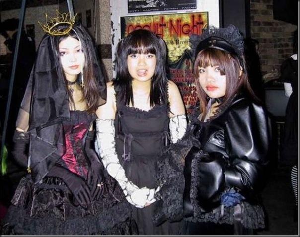 Garotas góticas no Japão (12)