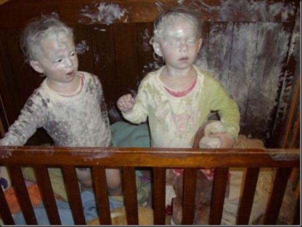 Crianças pestes