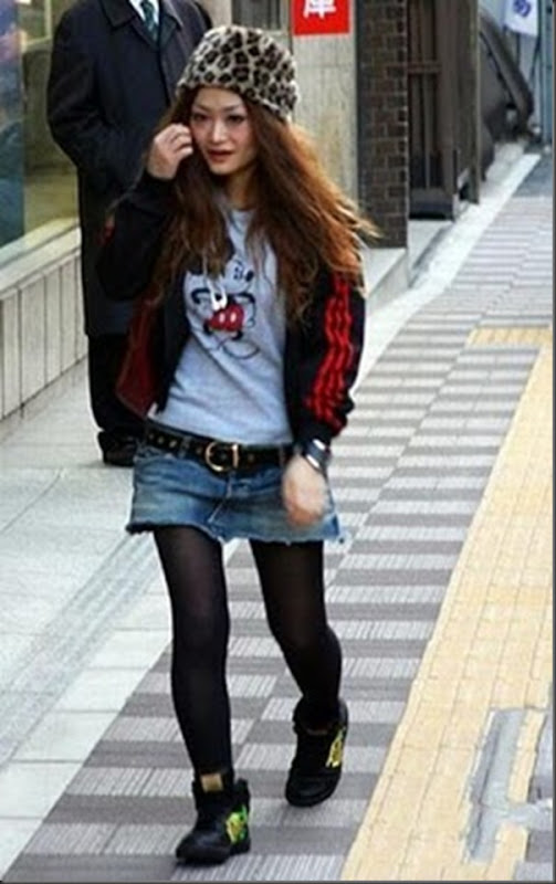 A moda na rua das garotas japonesa (35)