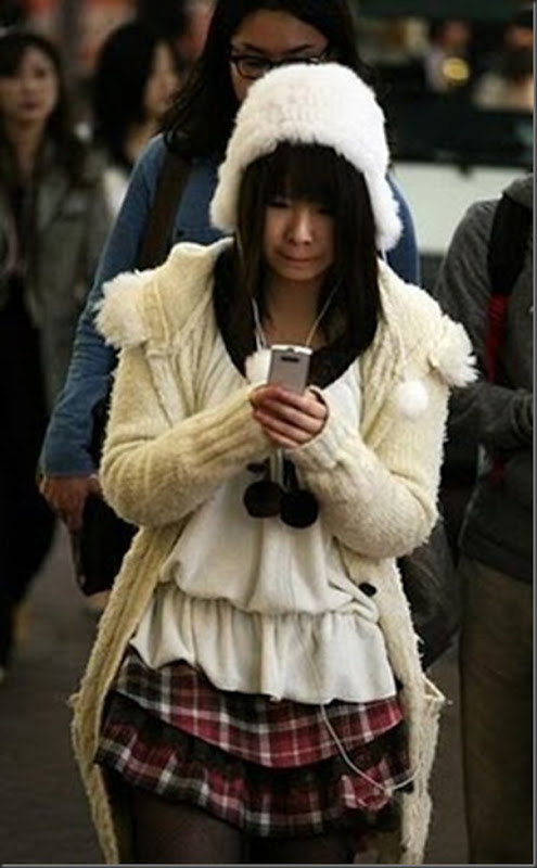 A moda na rua das garotas japonesa (9)