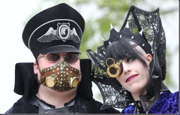 Festival alemão de Musica Dark (17)