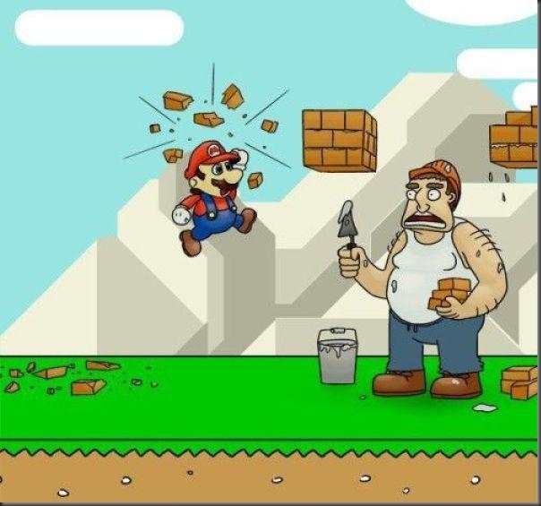 Mario o destruidor