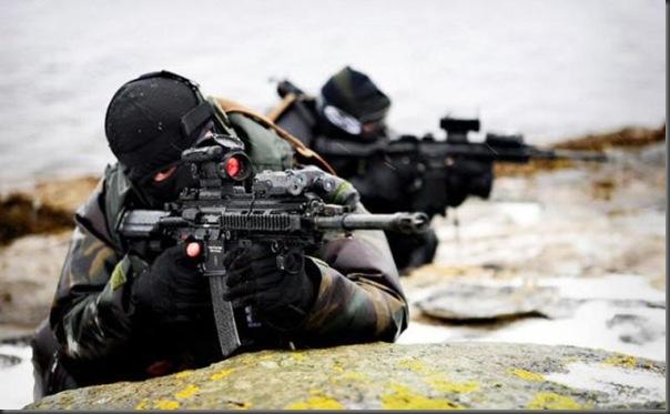 Fotos de forças especiais de diferentes países em ação (41)