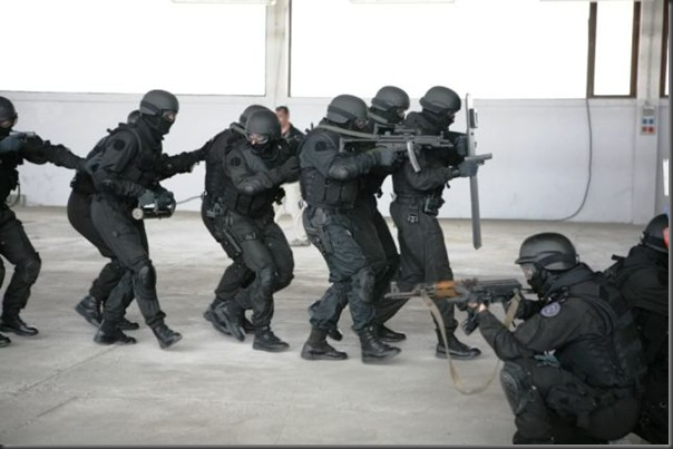 Fotos de forças especiais de diferentes países em ação (34)