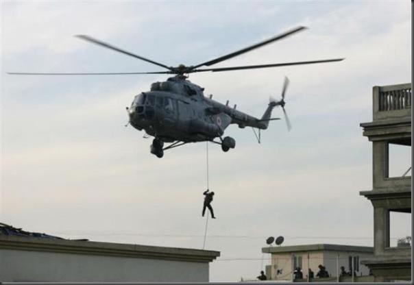 Fotos de forças especiais de diferentes países em ação (25)