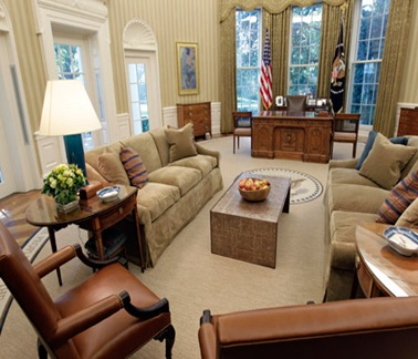 Oval Office Decor