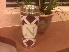 N mug