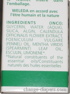 natural infant toothpaste