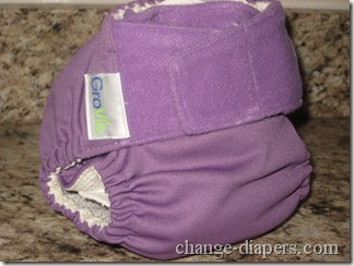 grovia cloth diaper small