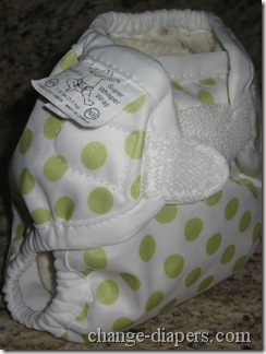 bummis super whisper wrap newborn