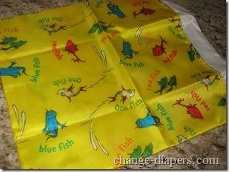 Bumkins Cloth Diaper Wet Bag
