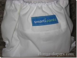rear smartipants diaper