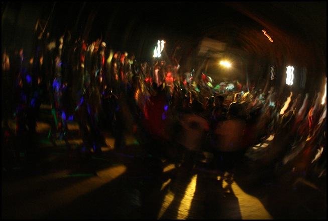 Disco at Barangay Granada, Bacolod