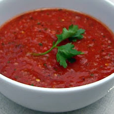 Mom's Gazpacho