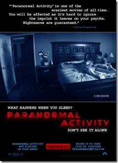 paranormal 1