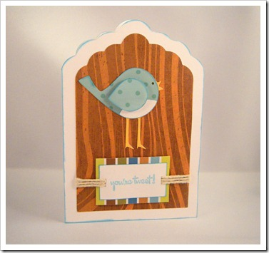 youre tweet card