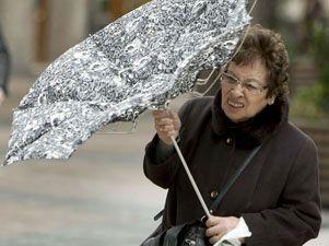 Vuelo de paraguas