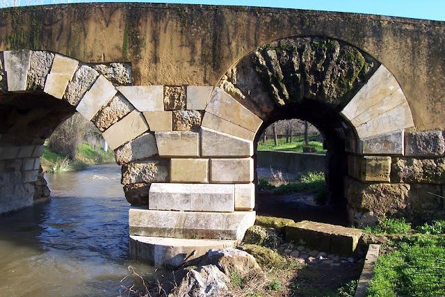Arco derecho lado norte