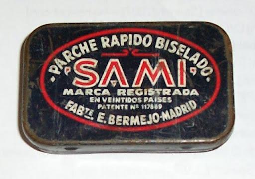 Caja de Parches Sami