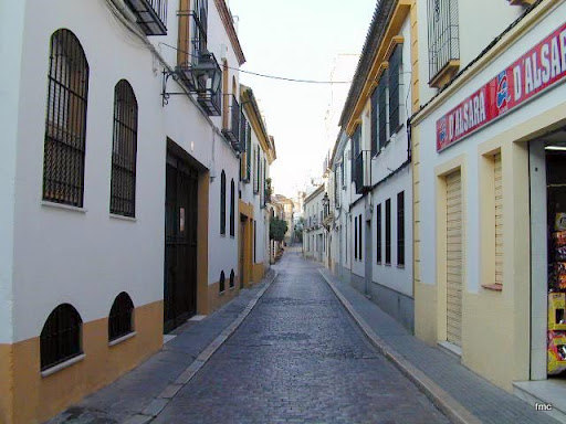 Calle Almonas