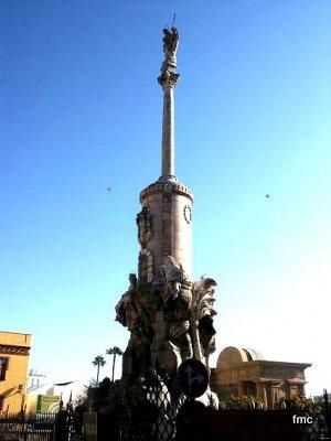 """Triunfo Puerta del Puente""""   title="""