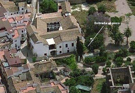 Notas cordobesas el pozo del palacio de orive Villa jardin donde queda