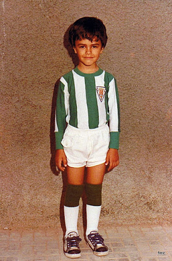 Cuando fichó a Paco el Córdoba C.F.
