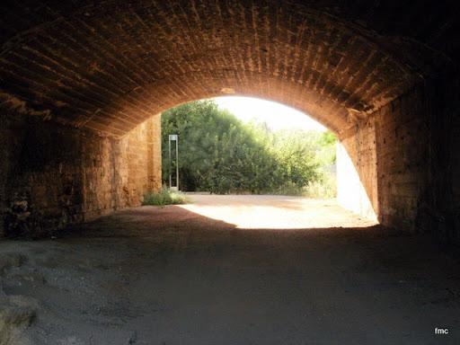 Arco de la Avenida del Alcázar