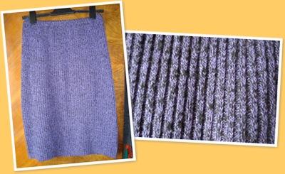 View Fusta tricotata mov