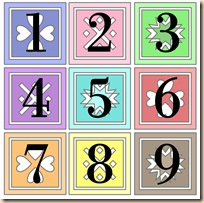 qnumbercards