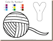 ycolorbynumber
