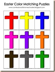 eastercolorpuzzles