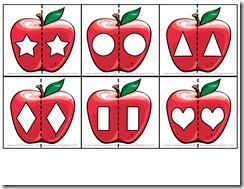 appleshapepuzzles